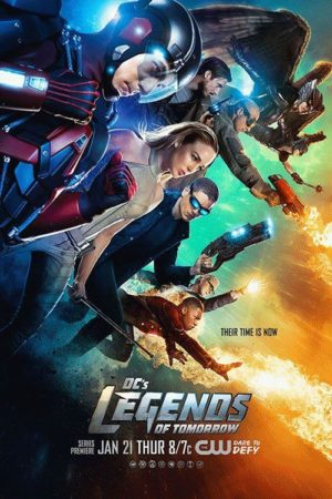 DC's Legends of Tomorrow 5X07 MicroHD 1080p Castellano 10