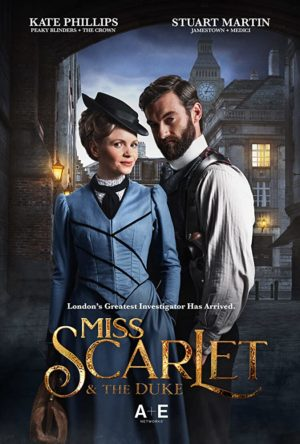 Miss Scarlet and the Duke 1X05 MicroHD 1080p Castellano 1