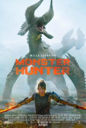 Monster Hunter (2020) MicroHD 1080p Castellano 1