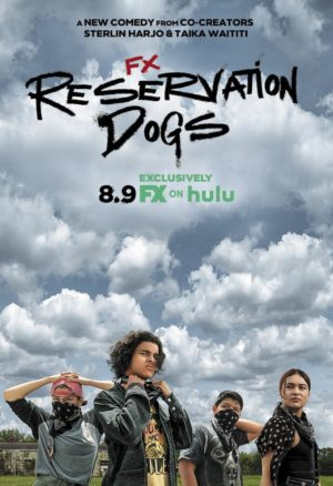 Reservation Dogs 1X01 MicroHD 1080p Castellano 1